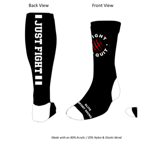 FQ Deadlift Socks