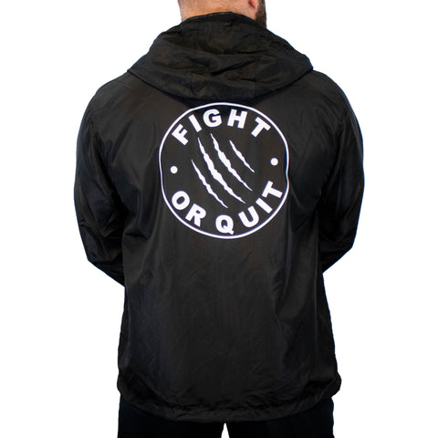 Lightweight Windbreaker (Water-Resistant)