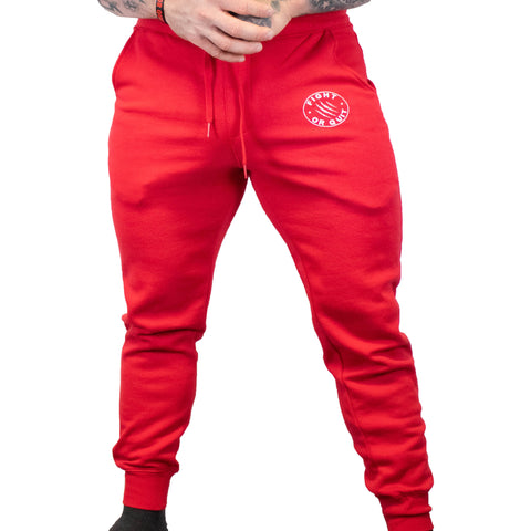 FQ Red Joggers (unisex)