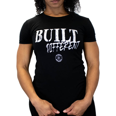 Women's Built Different Tee