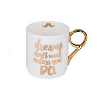 Dreams Porcelain Mug