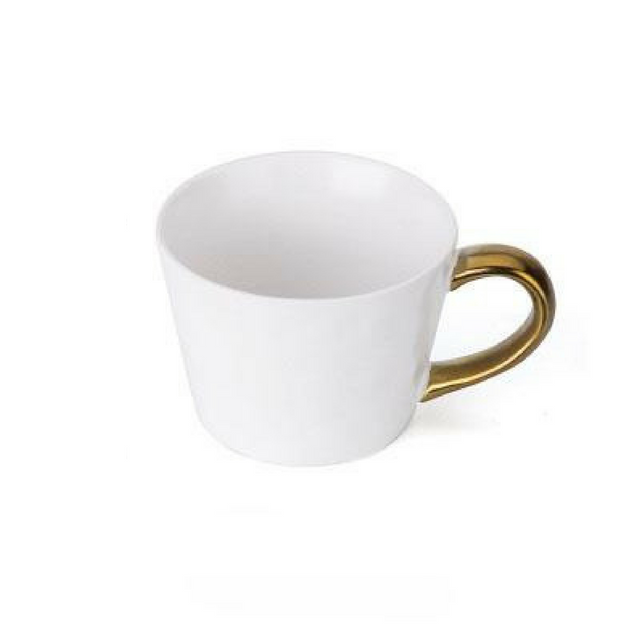 Nord Gold/ Sliver Ceramic Mugs