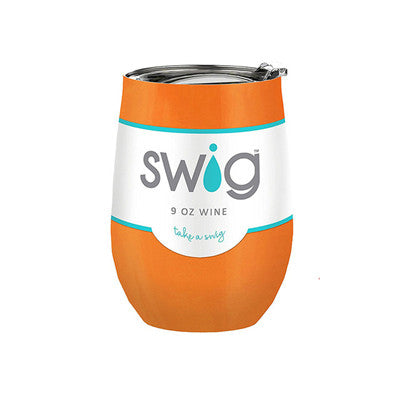 Swig Steel Wine Cups