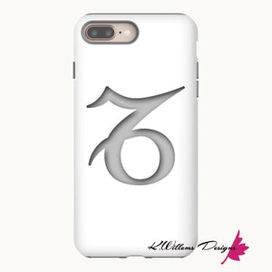 Capricorn Phone Case - iPhone 8 Plus / Premium Glossy Tough Case