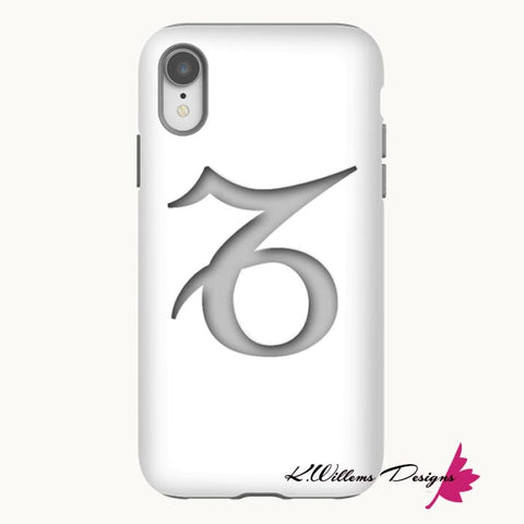 Image of Capricorn Phone Case - iPhone XR / Premium Glossy Tough Case