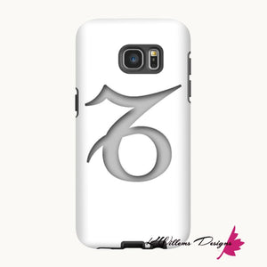 Capricorn Phone Case - Samsung Galaxy S7 Edge / Premium Glossy Tough Case