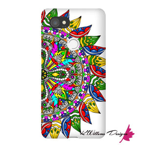 Circle Of Life Mandala Phone Cases - Google Pixel 2 XL / Premium Glossy Snap Case