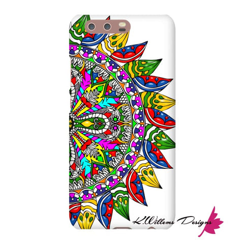 Image of Circle Of Life Mandala Phone Cases - Huawei P10 / Premium Glossy Snap Case