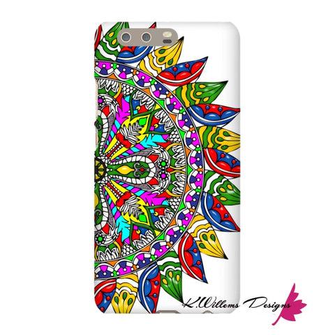 Image of Circle Of Life Mandala Phone Cases - Huawei P10 Plus / Premium Glossy Snap Case