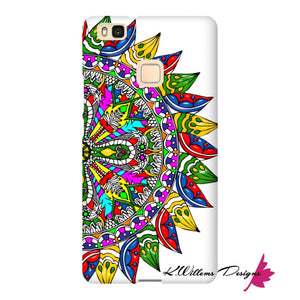 Circle Of Life Mandala Phone Cases - Huawei P9 Lite / Premium Glossy Snap Case
