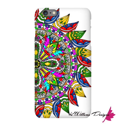Image of Circle Of Life Mandala Phone Cases - iPhone 6s Plus / Premium Glossy Snap Case