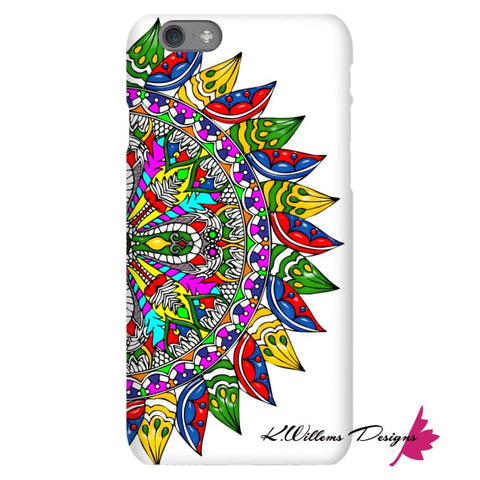 Image of Circle Of Life Mandala Phone Cases - iPhone 6s / Premium Glossy Snap Case