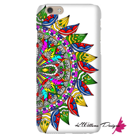 Image of Circle Of Life Mandala Phone Cases - iPhone 6 / Premium Glossy Snap Case
