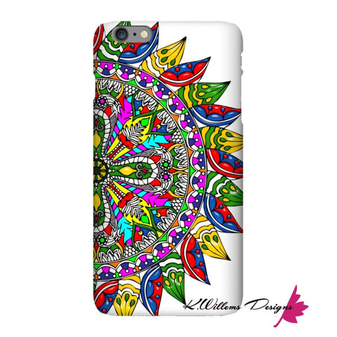Image of Circle Of Life Mandala Phone Cases - iPhone 6 Plus / Premium Glossy Snap Case