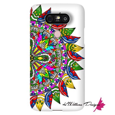 Image of Circle Of Life Mandala Phone Cases - LG G5 / Premium Glossy Snap Case