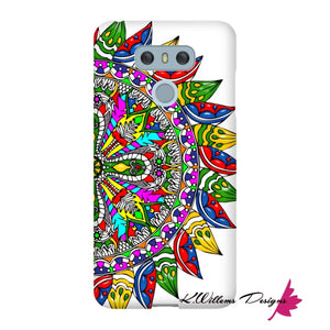 Circle Of Life Mandala Phone Cases - LG G6 / Premium Glossy Snap Case
