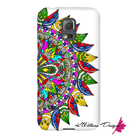 Image of Circle Of Life Mandala Phone Cases - Samsung Galaxy S5 Mini / Premium Glossy Snap Case