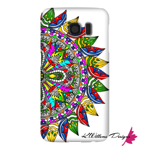 Image of Circle Of Life Mandala Phone Cases - Samsung Galaxy S6 / Premium Glossy Snap Case