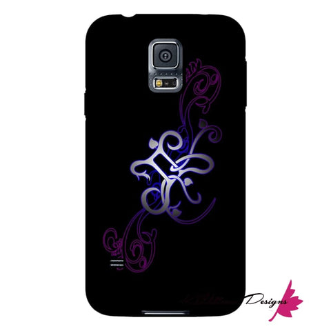 Image of Floral Gemini Phone Case - Samsung Galaxy S5 / Premium Glossy Tough Case