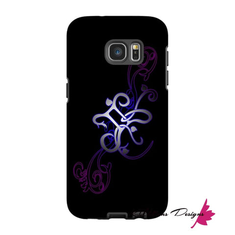 Image of Floral Gemini Phone Case - Samsung Galaxy S7 Edge / Premium Glossy Tough Case