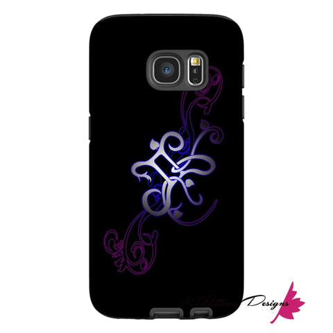 Image of Floral Gemini Phone Case - Samsung Galaxy S7 / Premium Glossy Tough Case