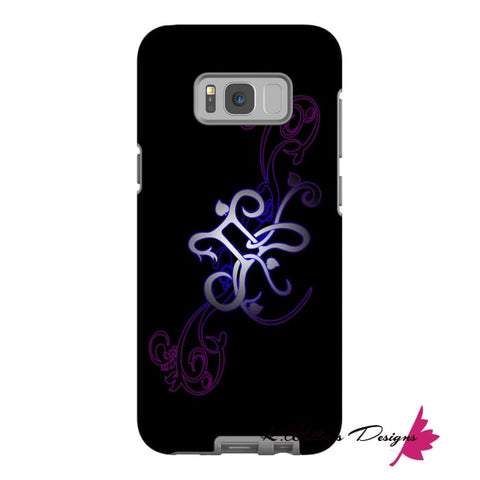 Image of Floral Gemini Phone Case - Samsung Galaxy S8 / Premium Glossy Tough Case