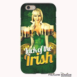 Luck of the Irish Phone Cases - iPhone 6 / Premium Glossy Tough Case