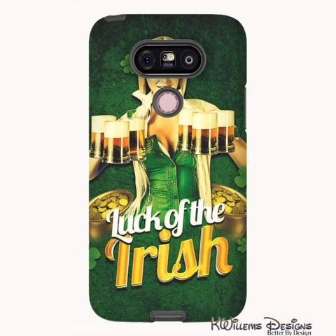 Image of Luck of the Irish Phone Cases - LG G5 / Premium Glossy Tough Case