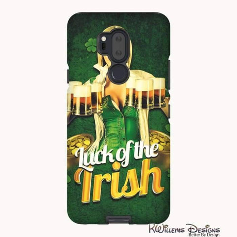 Image of Luck of the Irish Phone Cases - LG G7 / Premium Glossy Tough Case