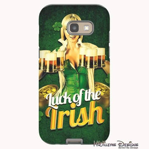Luck of the Irish Phone Cases - Samsung Galaxy A5 2017 / Premium Glossy Tough Case