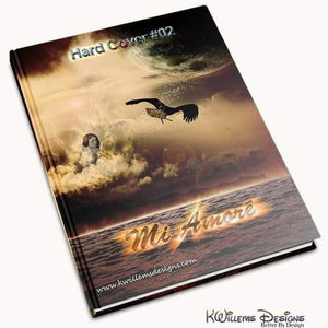 Magazine Mock-up - Hardcover / Style 02