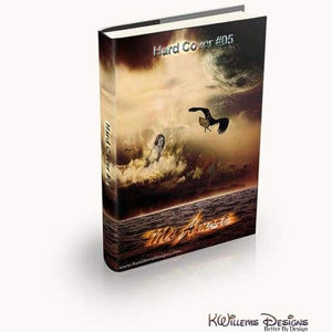 Magazine Mock-up - Hardcover / Style 05