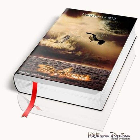 Magazine Mock-up - Hardcover / Style 12