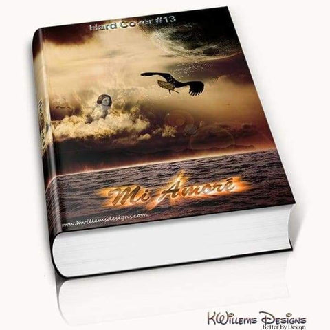 Magazine Mock-up - Hardcover / Style 13