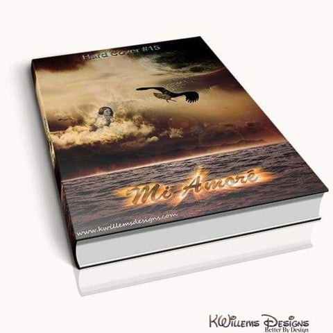 Magazine Mock-up - Hardcover / Style 15