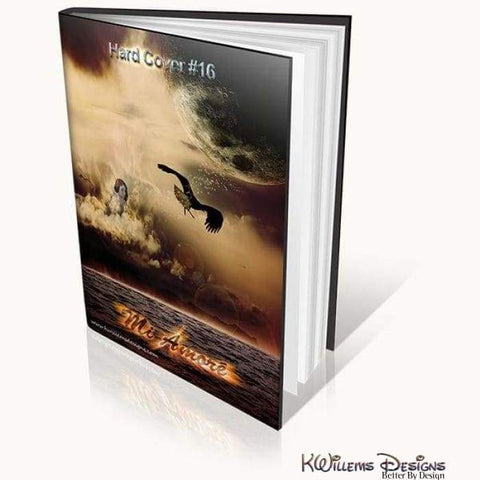Magazine Mock-up - Hardcover / Style 16
