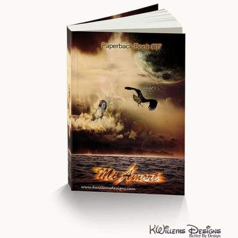 Magazine Mock-up - Paperback / Style 07