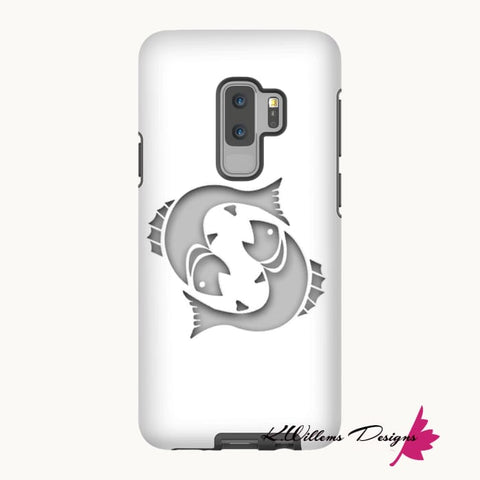 Image of Pisces Phone Cases - Samsung Galaxy S9 Plus / Premium Glossy Tough Case