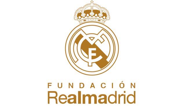 Banner der Real Madrid Fundacion