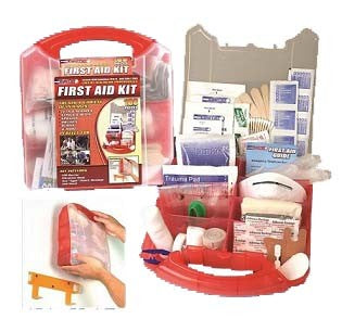 183-Piece First Aid Kit