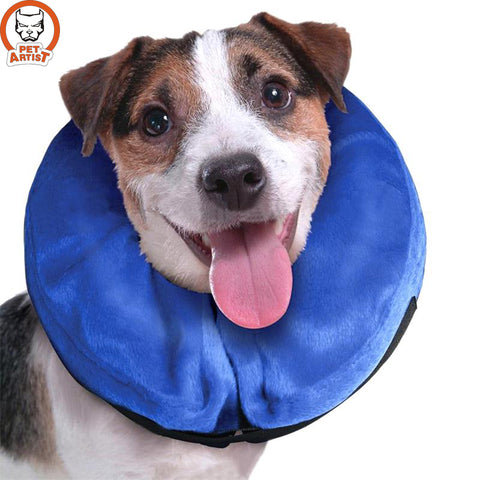 Inflatable First Aid Collar for Dog or Cat | Easy to pack and carry