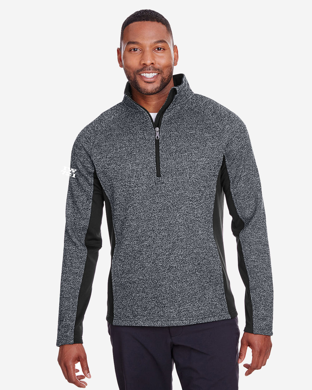 Spyder Men's Constant Half-Zip Sweater