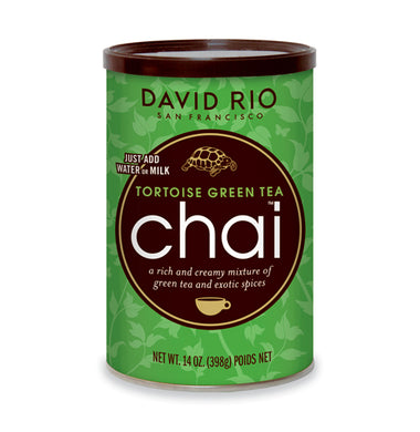 GREEN TORTOISE CHAI 14OZ