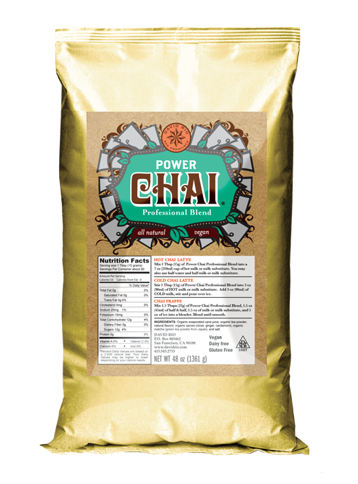 POWER CHAI 3LB