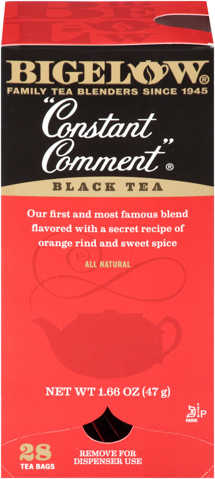 CONSTANT COMMENT BLACK TEA