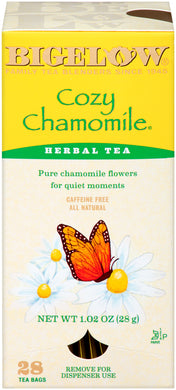 COZY CHAMOMILE HERBAL TEA