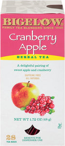 CRANBERRY APPLE HERBAL TEA