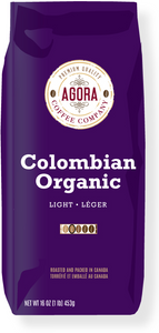 COLOMBIAN ORGANIC 16oz
