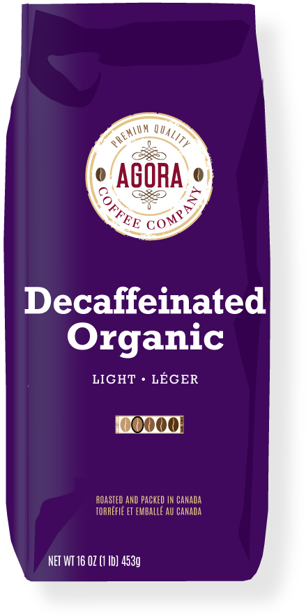 DECAFFEINATED ORGANIC