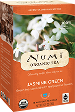 NUMI JASMINE GREEN TEA